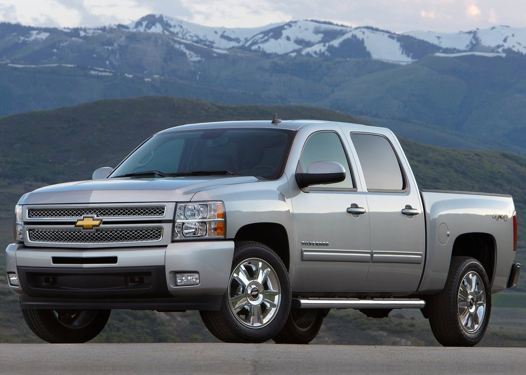 2012 Chevrolet Silverado  (Photo 5 of 8)