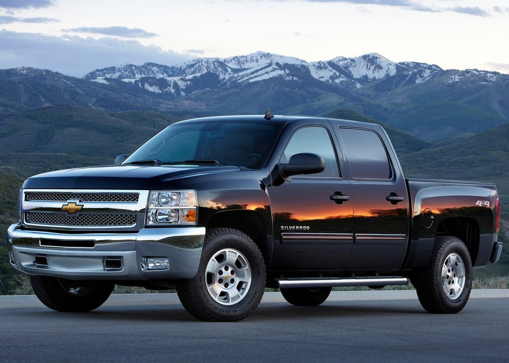 Featured Image of 2012 Chevrolet Silverado Review