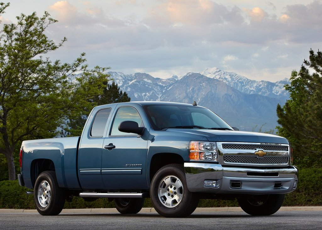 2012 Chevrolet Silverado  (Photo 7 of 8)