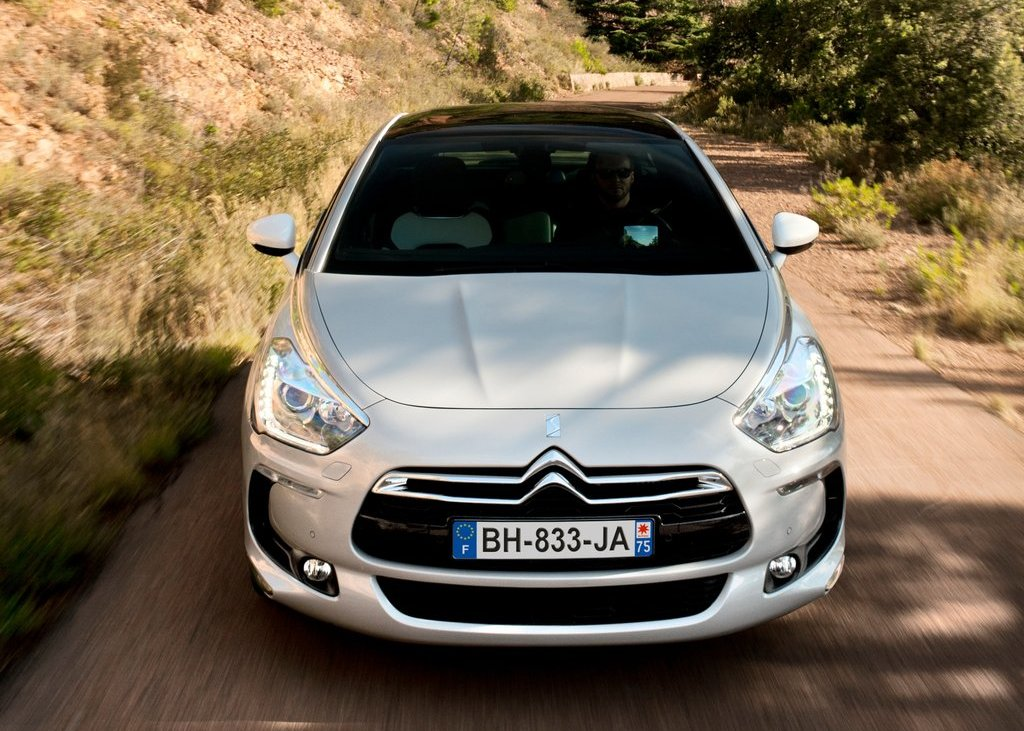 2012 Citroen DS5 Front (View 6 of 30)