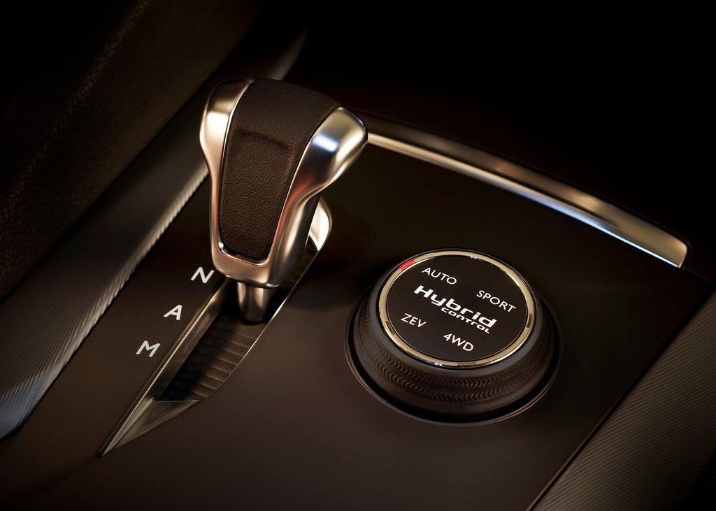 2012 Citroen DS5 Interior  (Photo 9 of 30)
