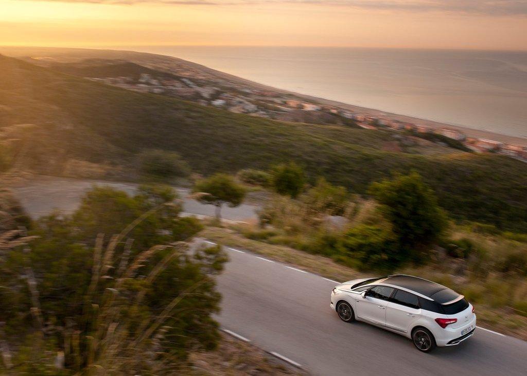 2012 Citroen DS5 Top (Photo 21 of 30)
