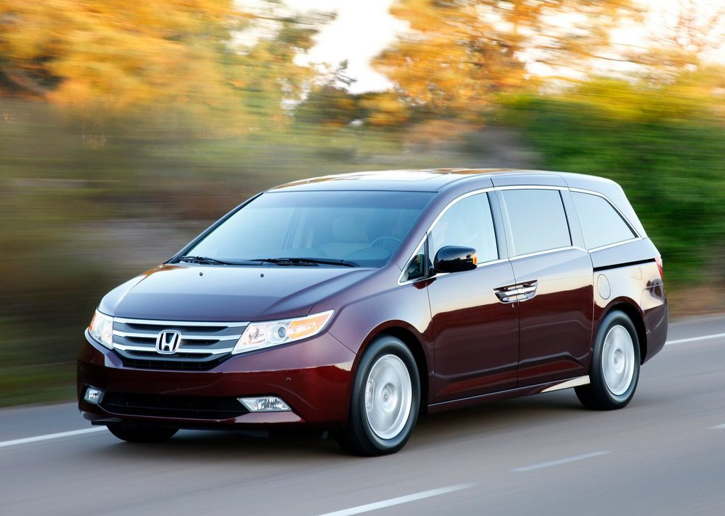 Featured Image of 2012 Honda Odyssey Concept Review