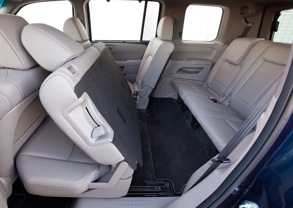 2012 Honda Pilot Seat (Photo 6 of 9)