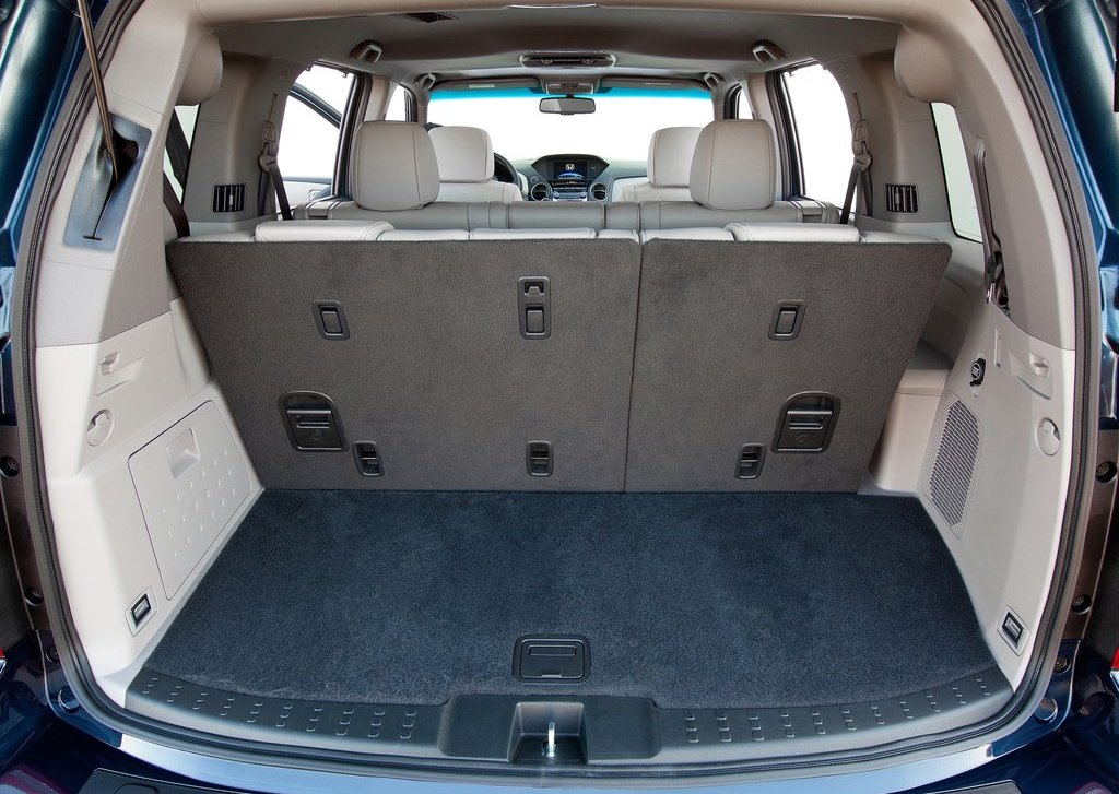 2012 Honda Pilot Trunk (Photo 9 of 9)