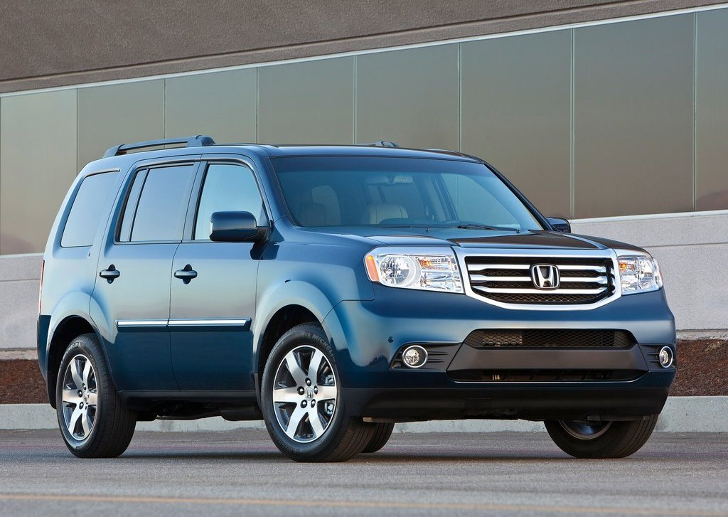 2012 Honda Pilot (Photo 1 of 9)