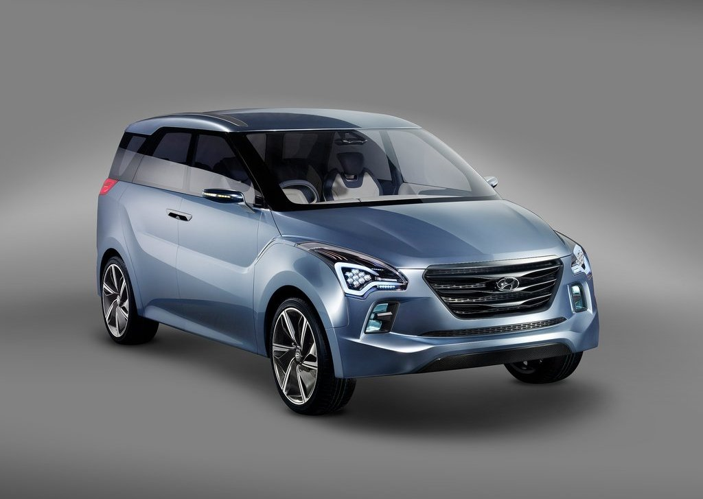Featured Image of 2012 Hyundai Hexa Space Concept Review