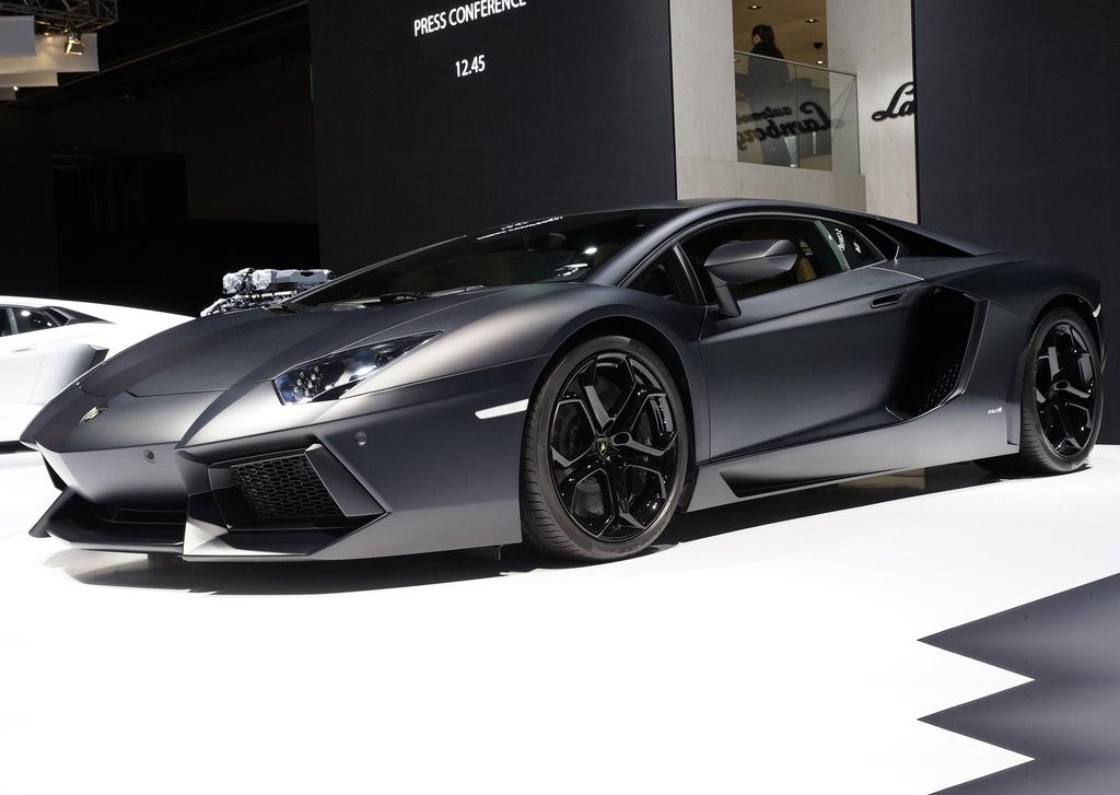2012 Lamborghini Aventador LP700 4  (Photo 3 of 13)