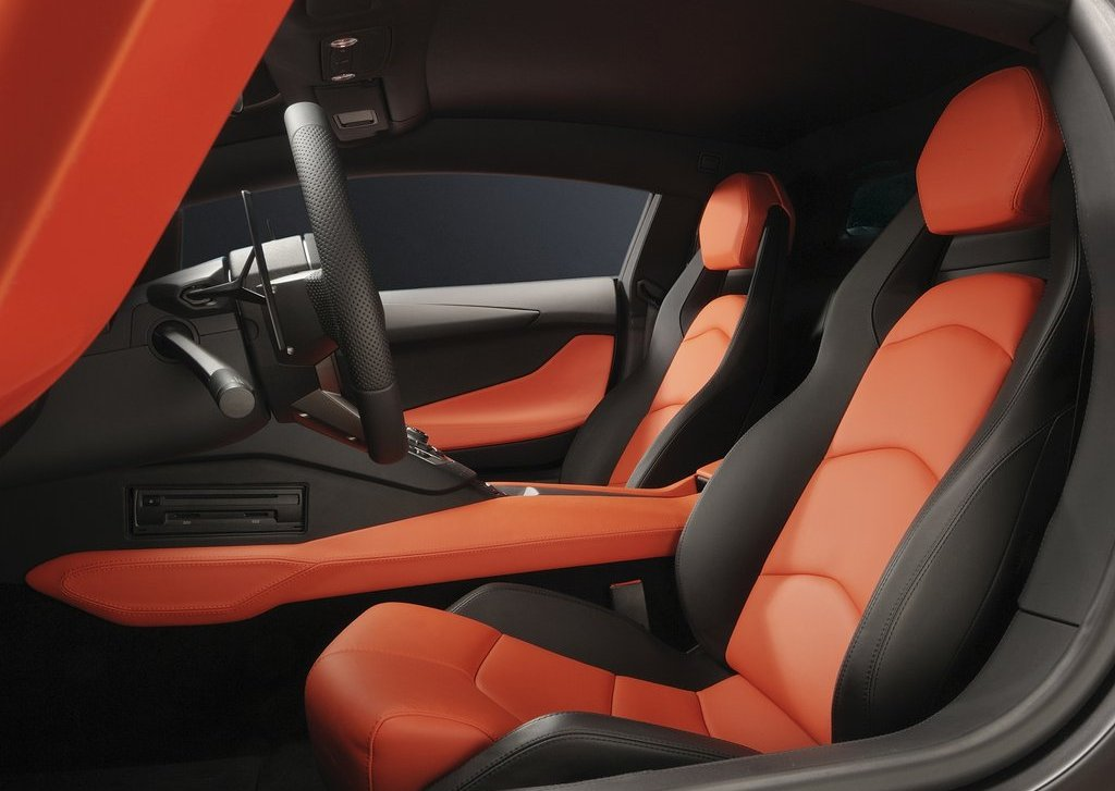 2012 Lamborghini Aventador LP700 4 Seat (View 10 of 13)