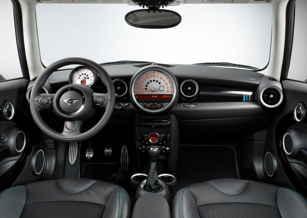 2012 Mini Bayswater Interior (Photo 6 of 10)