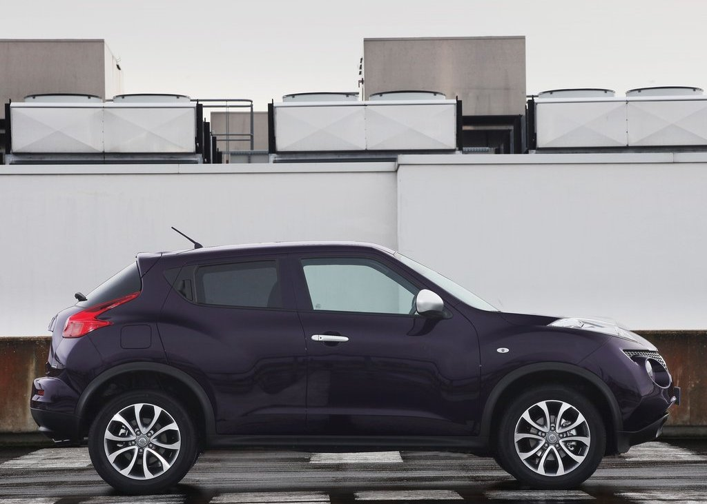 Featured Image of 2012 Nissan Juke Shiro Concept Review