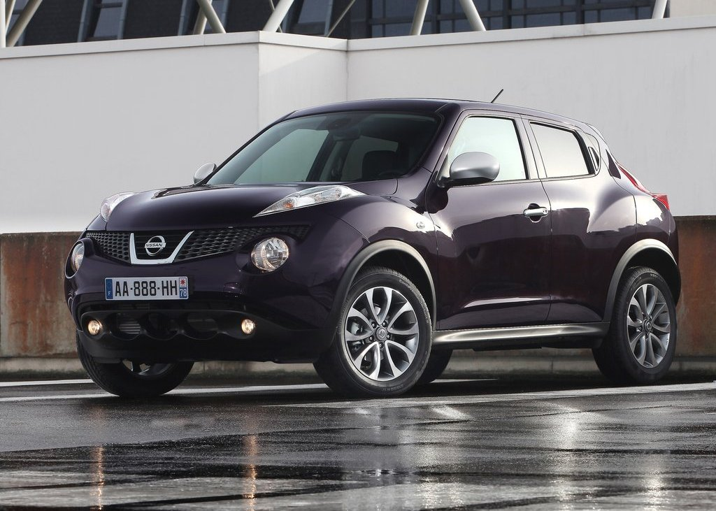 2012 Nissan Juke Shiro (View 1 of 5)