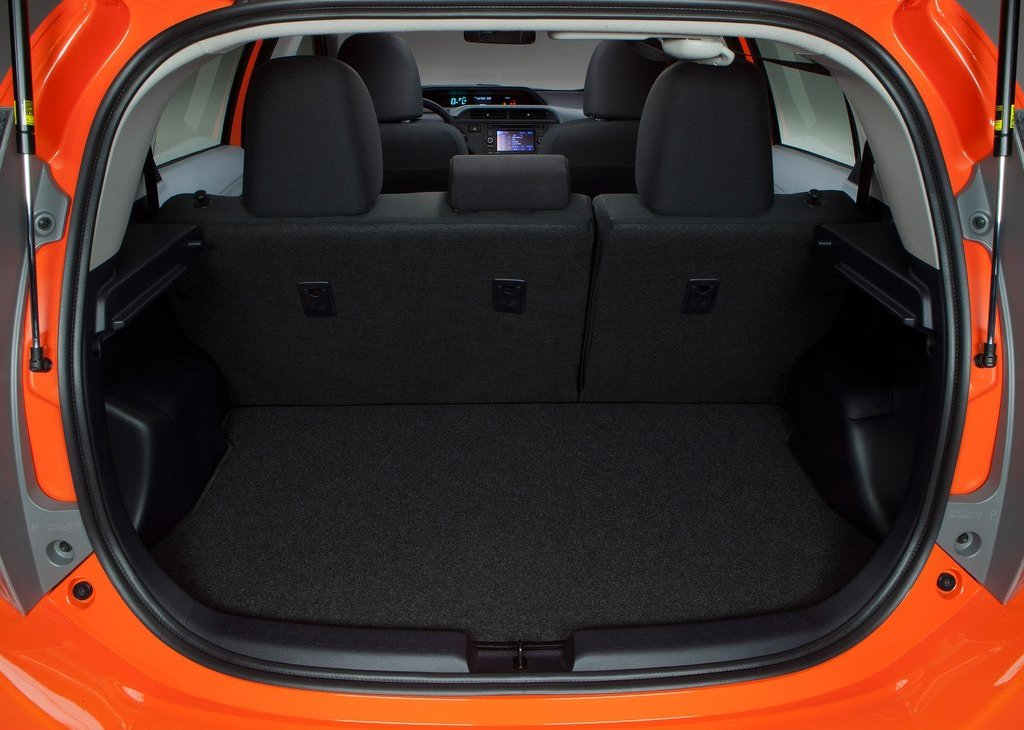 2012 Toyota Prius C Trunk (View 7 of 10)