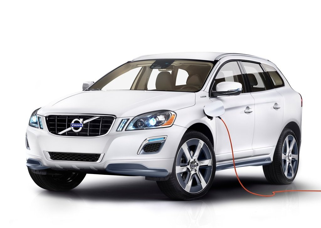 2012 Volvo XC60 Plug In Hybrid (Photo 1 of 10)