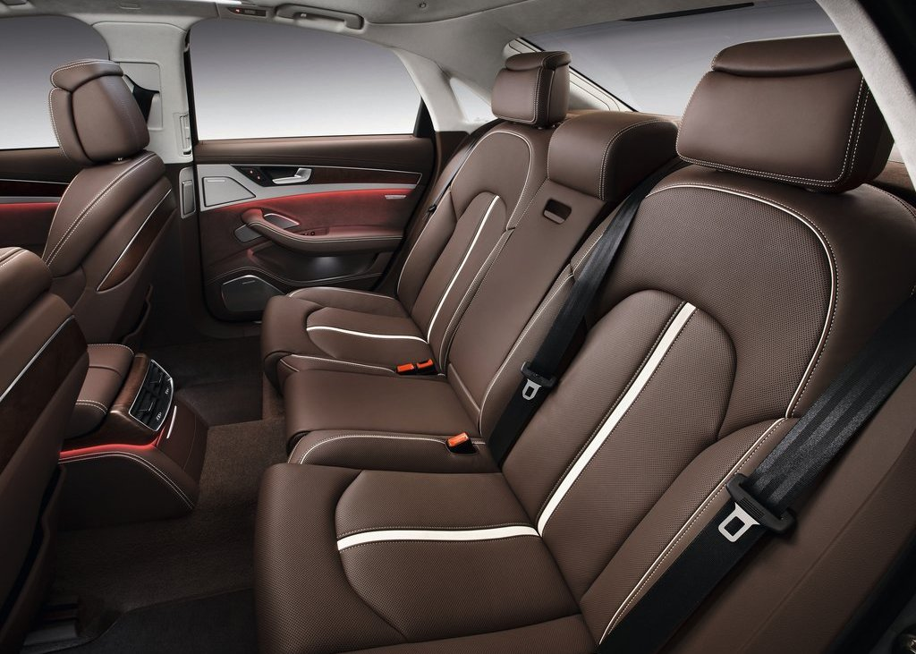 2013 Audi A8 Hybrid Seat (View 13 of 19)