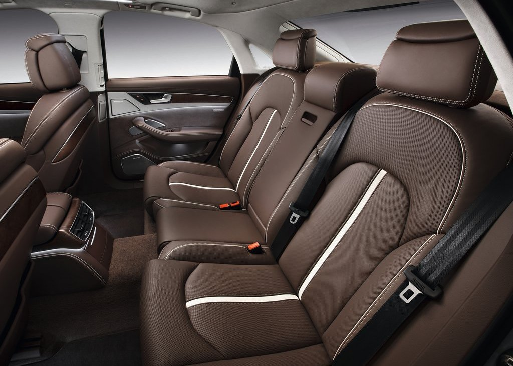 2013 Audi A8 Hybrid Seat (View 14 of 19)