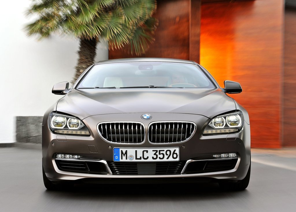 2013 BMW 6 Series Gran Coupe Front  (Photo 4 of 19)