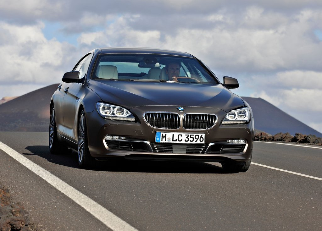 2013 BMW 6 Series Gran Coupe Front (Photo 3 of 19)