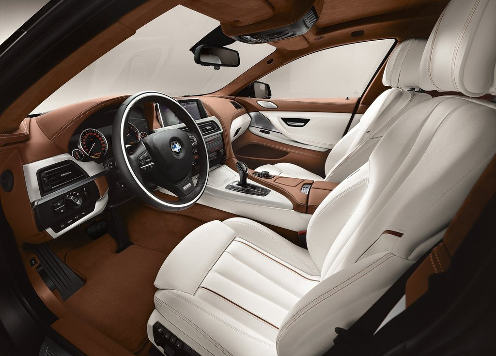 2013 BMW 6 Series Gran Coupe Interior  (Photo 8 of 19)