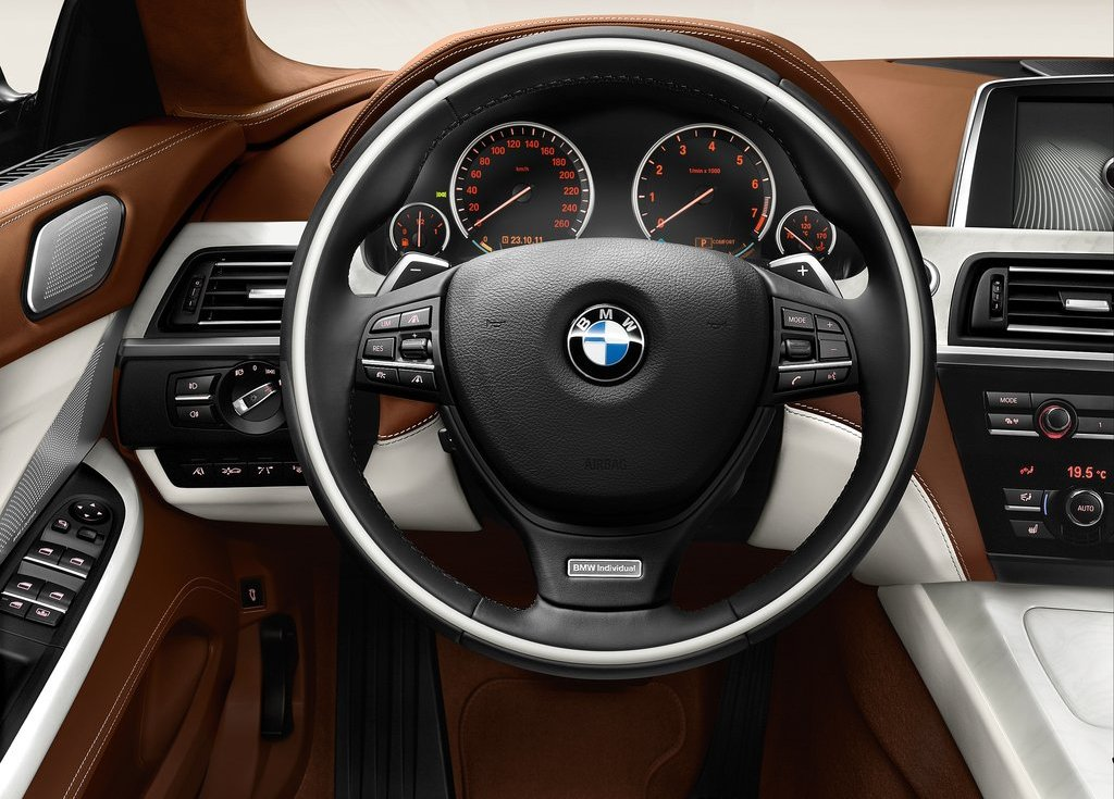 2013 BMW 6 Series Gran Coupe Interior (Photo 7 of 19)