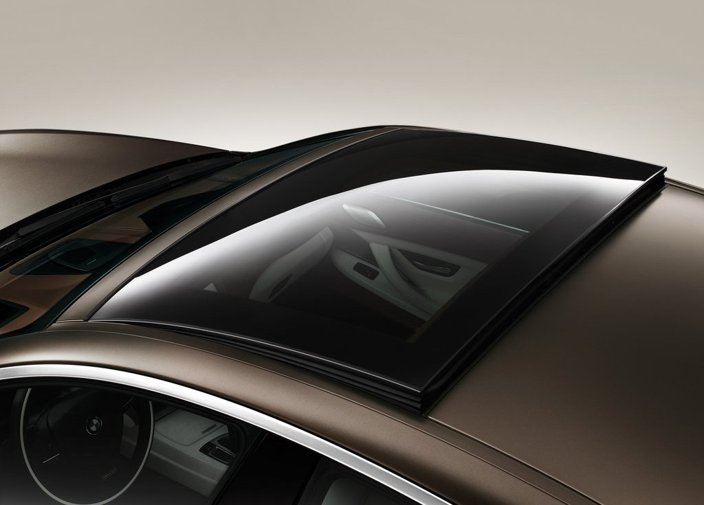 2013 BMW 6 Series Gran Coupe Roof (Photo 13 of 19)