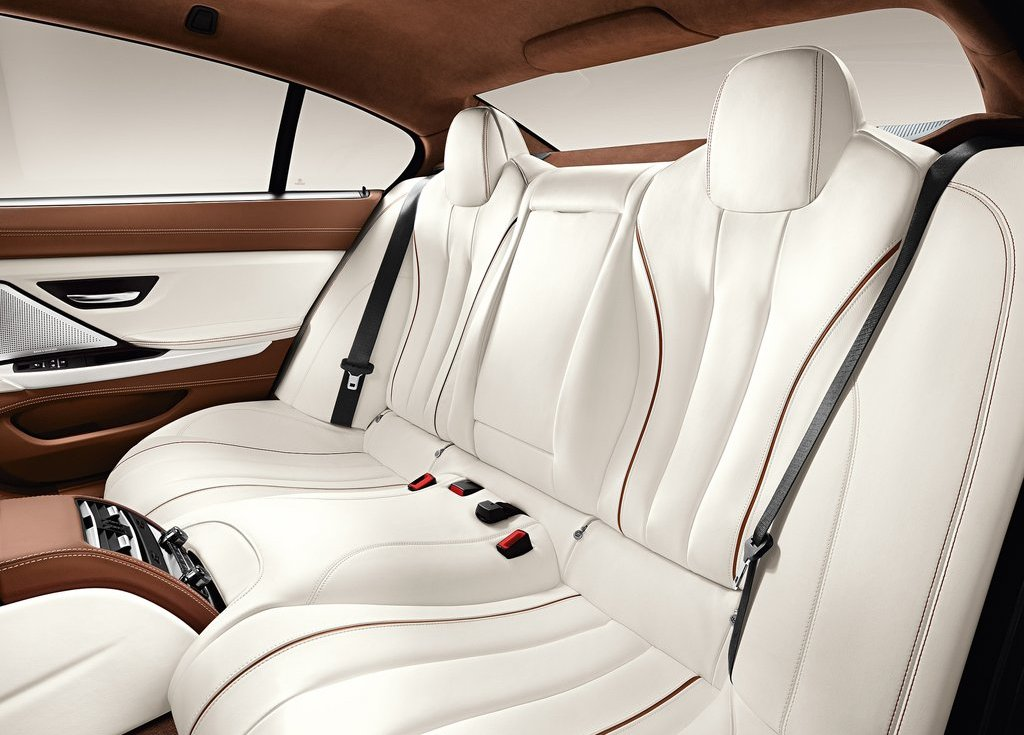 2013 BMW 6 Series Gran Coupe Seat (Photo 14 of 19)
