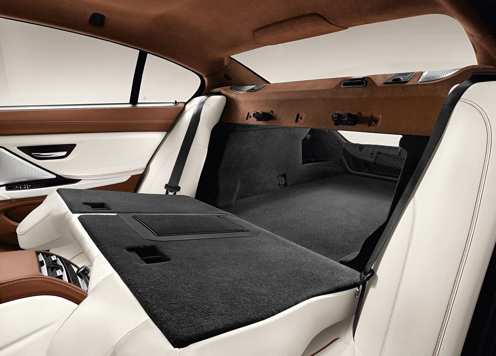 2013 BMW 6 Series Gran Coupe Trunk (Photo 17 of 19)