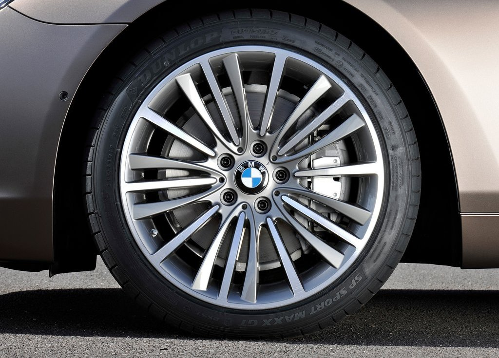 2013 BMW 6 Series Gran Coupe Wheel (Photo 19 of 19)