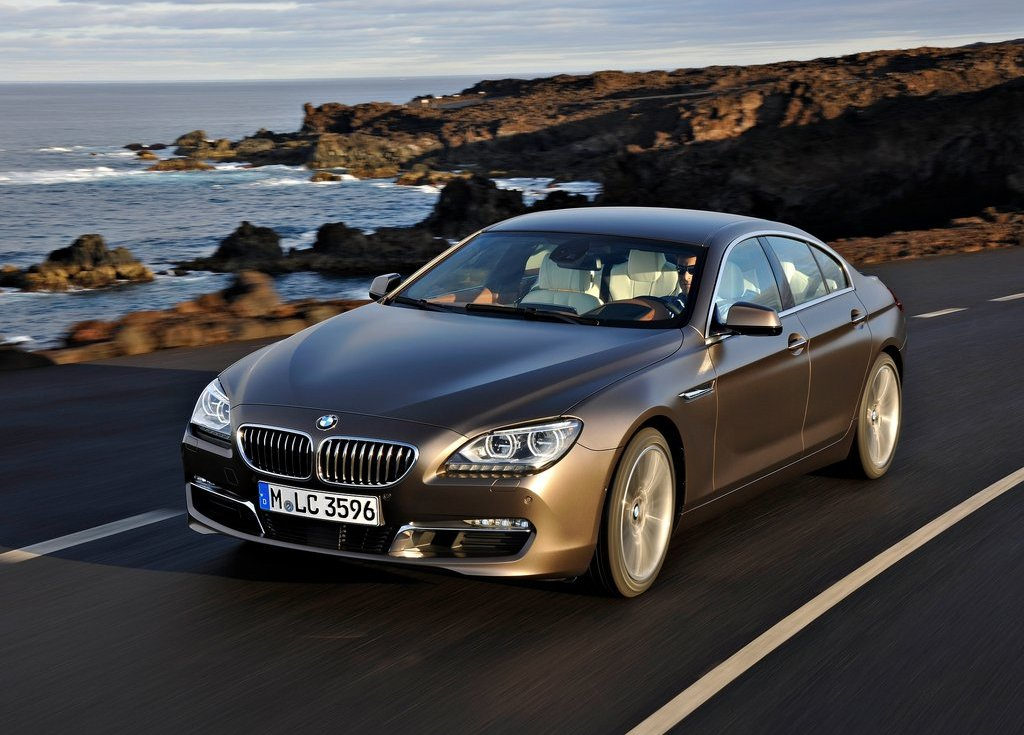 Featured Image of 2013 BMW 6 Series Gran Coupe Review