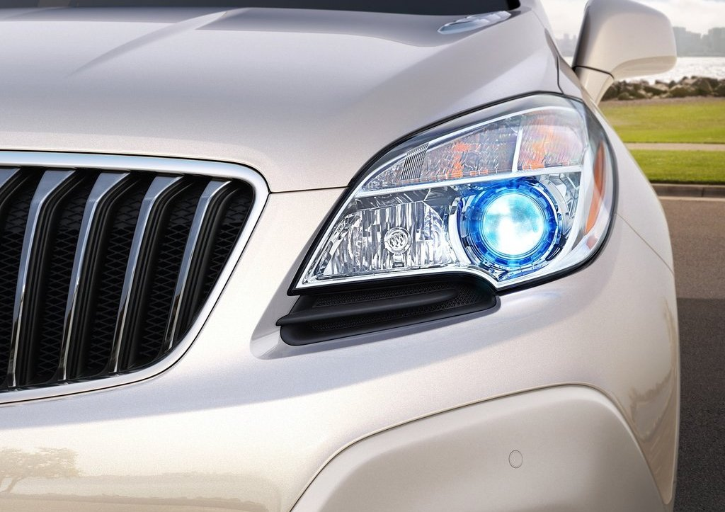 2013 Buick Encore Head Lamp (Photo 4 of 6)