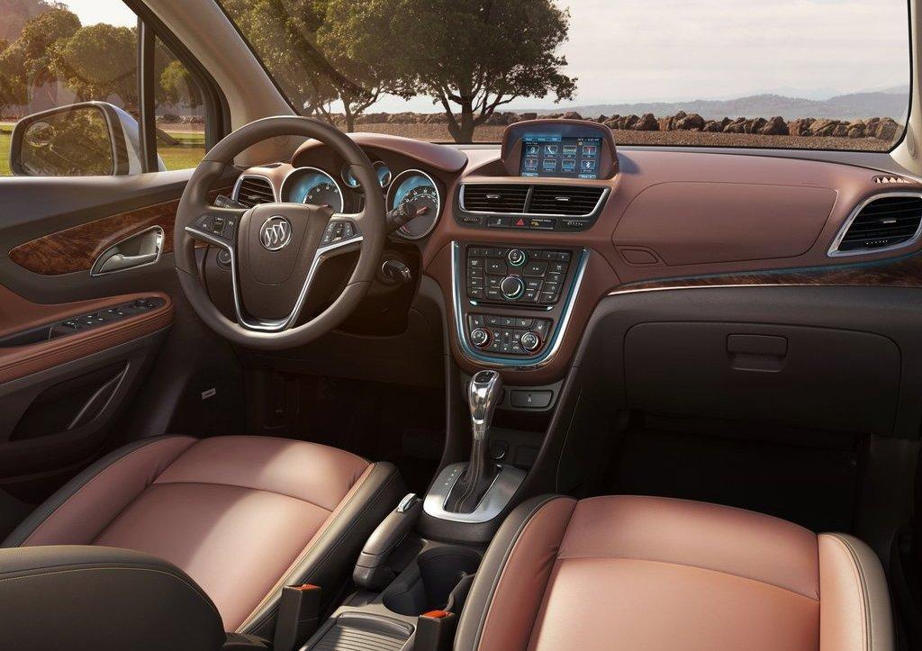 2013 Buick Encore Interior (Photo 5 of 6)