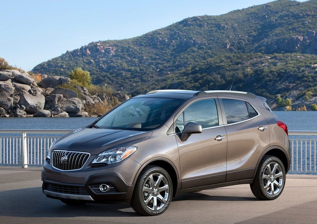 Featured Image of 2013 Buick Encore Concept Review