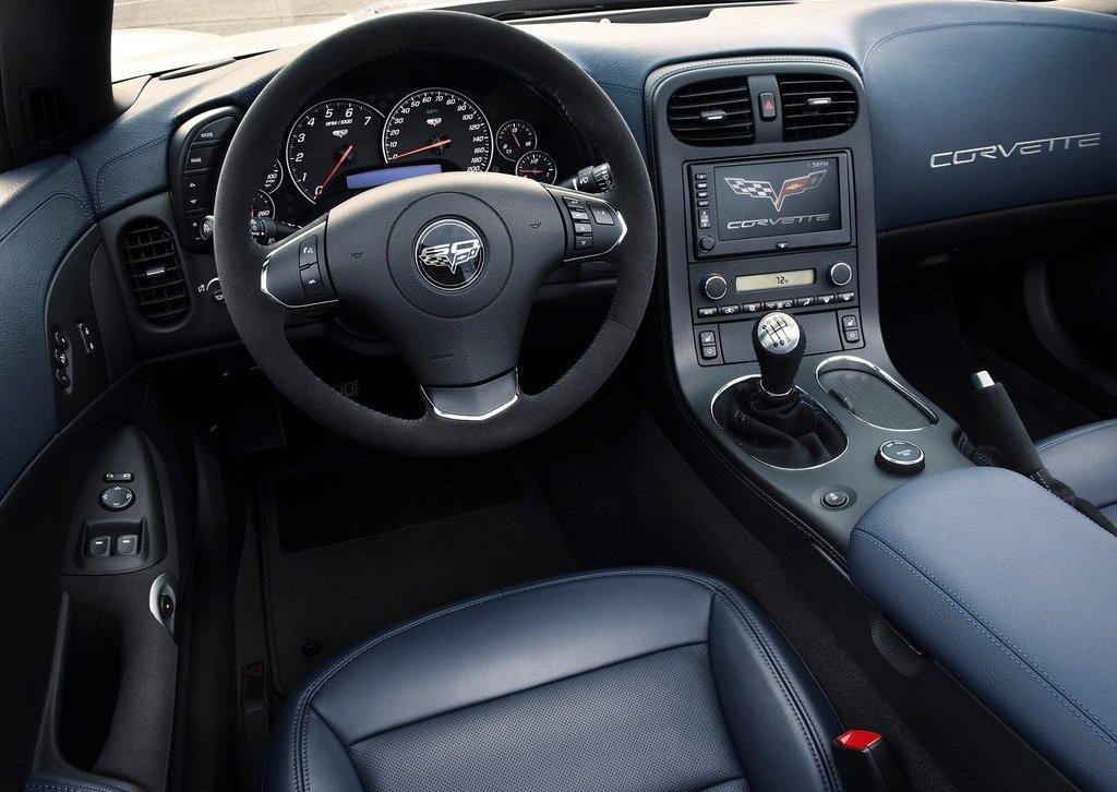 2013 Chevrolet Corvette 427 Convertible Interior (View 3 of 6)