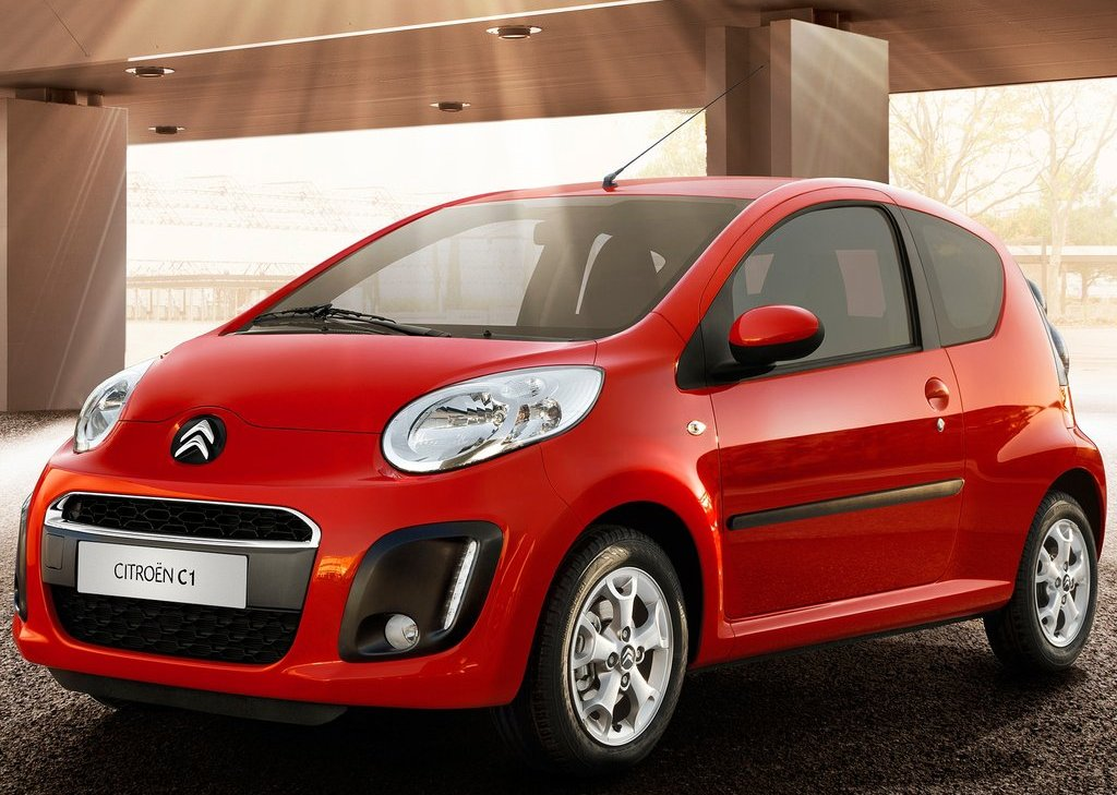 Featured Image of 2013 Citroen C1 Concept Review