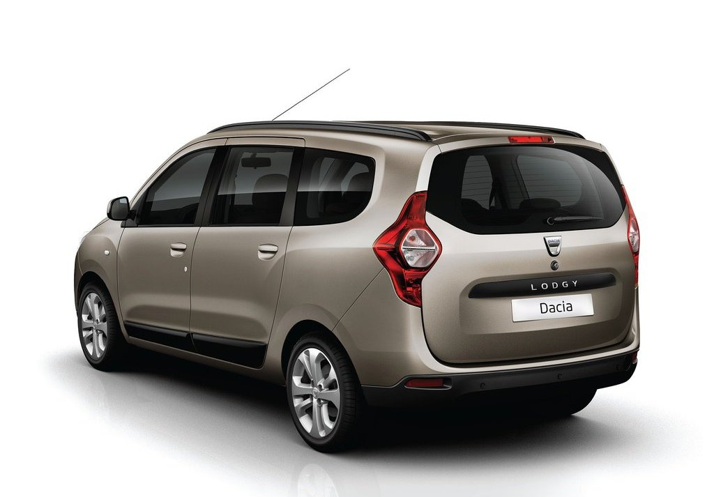 2013 Dacia Lodgy Rear (Photo 2 of 2)