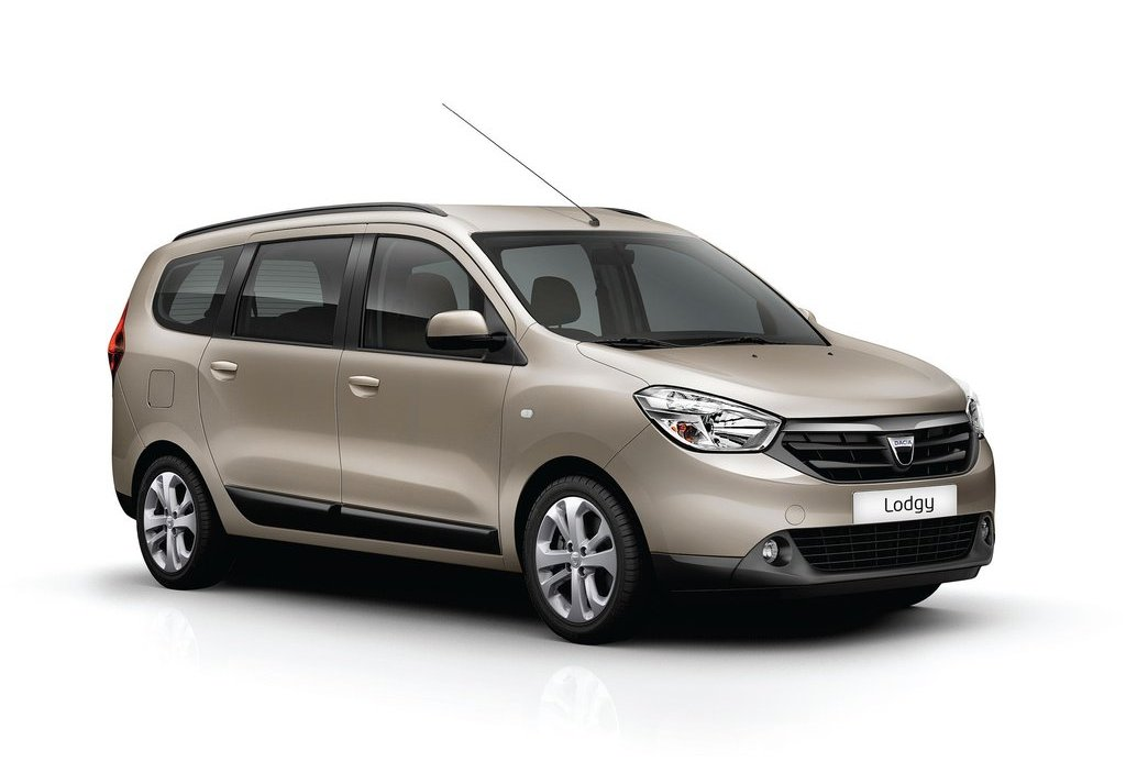 Featured Image of 2013 Dacia Lodgy At Geneva Motor Show
