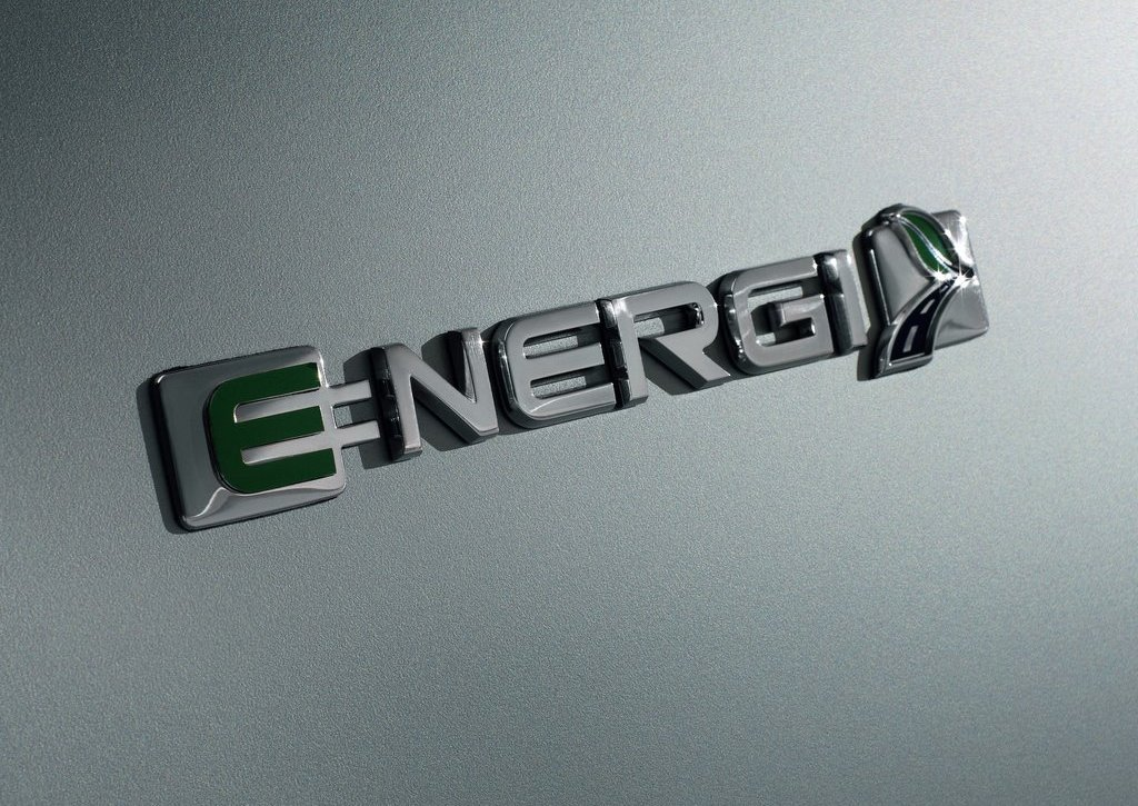 2013 Ford C MAX Energi Emblem (Photo 2 of 5)