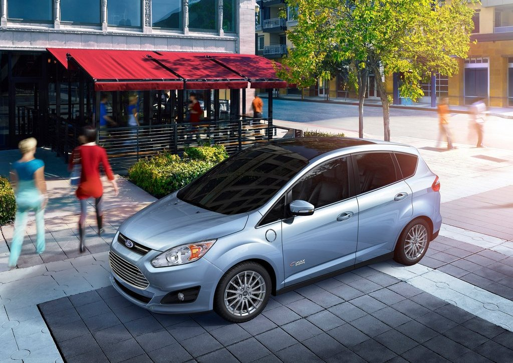 2013 Ford C-MAX Energi Review Pictures Gallery (5 Images)