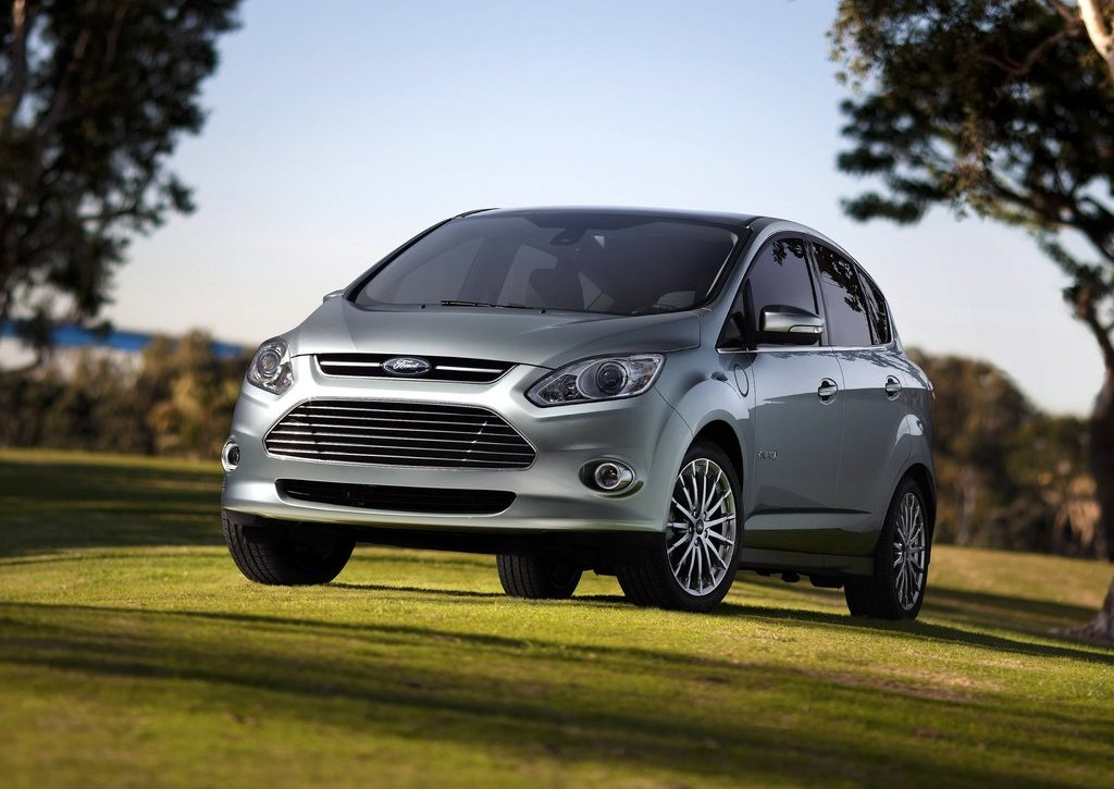 2013 Ford C MAX Energi (Photo 1 of 5)