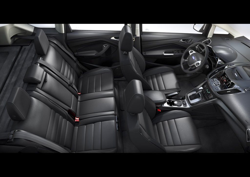 2013 Ford C MAX Hybrid Interior (Photo 4 of 6)