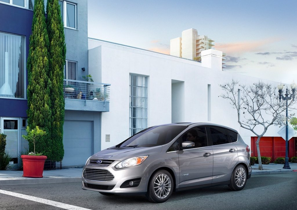 2013 Ford C MAX Hybrid (View 4 of 6)
