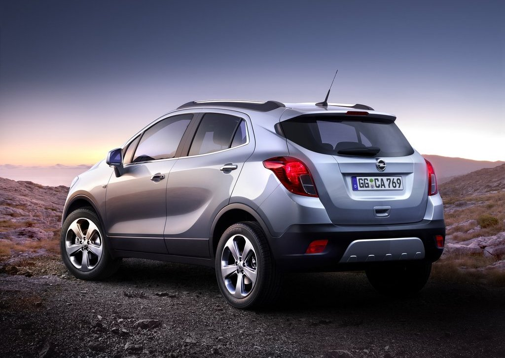 2013 Opel Mokka Rear (Photo 2 of 3)