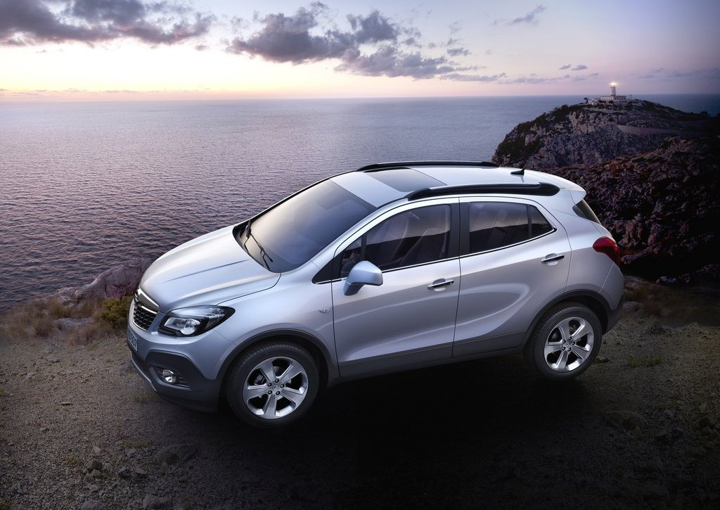 Featured Image of 2013 Opel Mokka Concept Review