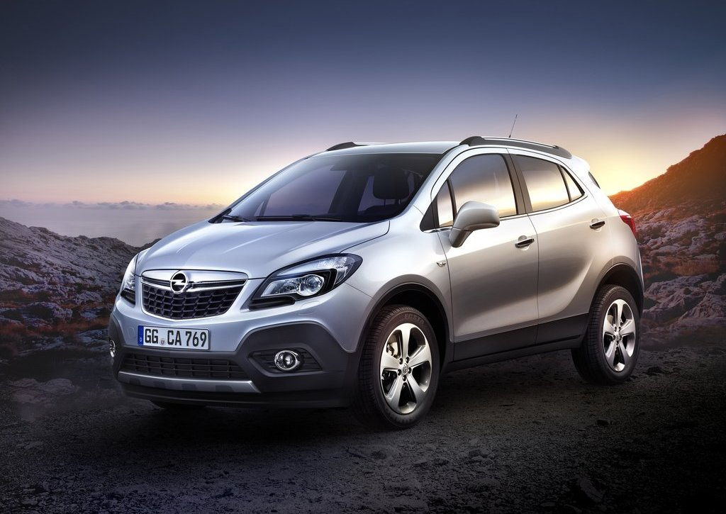2013 Opel Mokka (Photo 1 of 3)