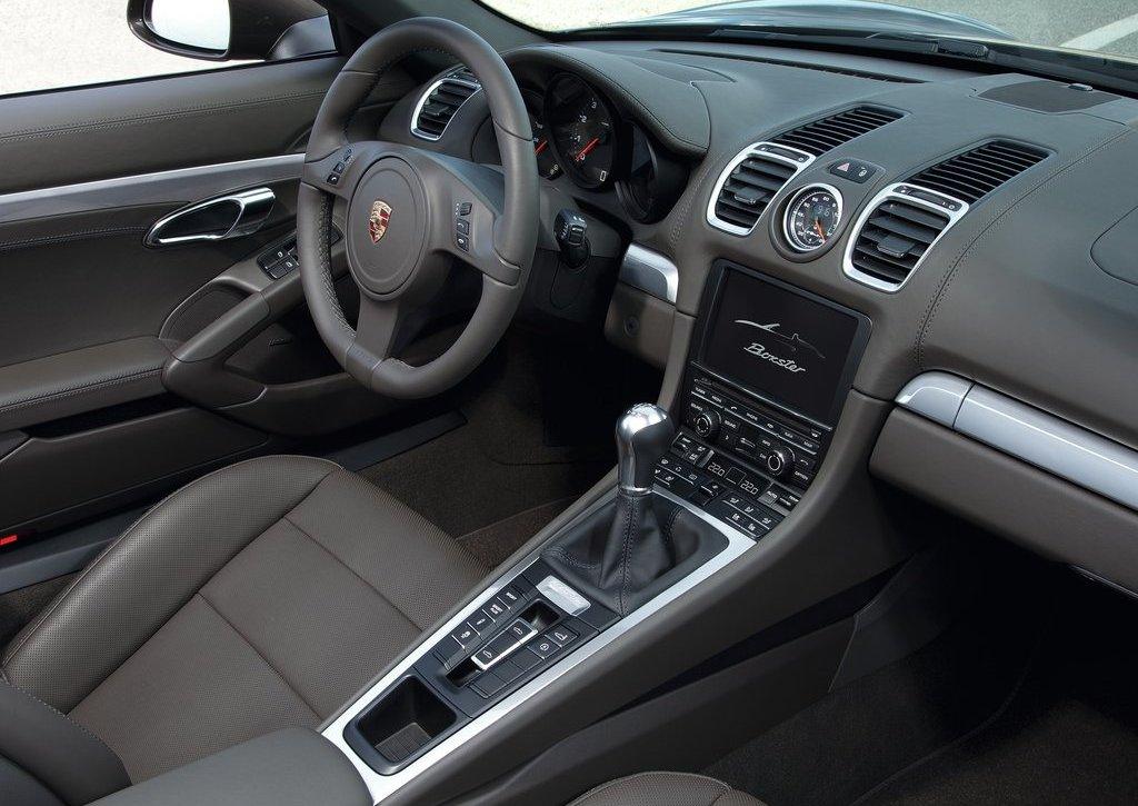 2013 Porsche Boxster Interior (Photo 4 of 7)
