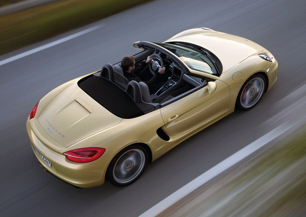 2013 Porsche Boxster Top (Photo 7 of 7)
