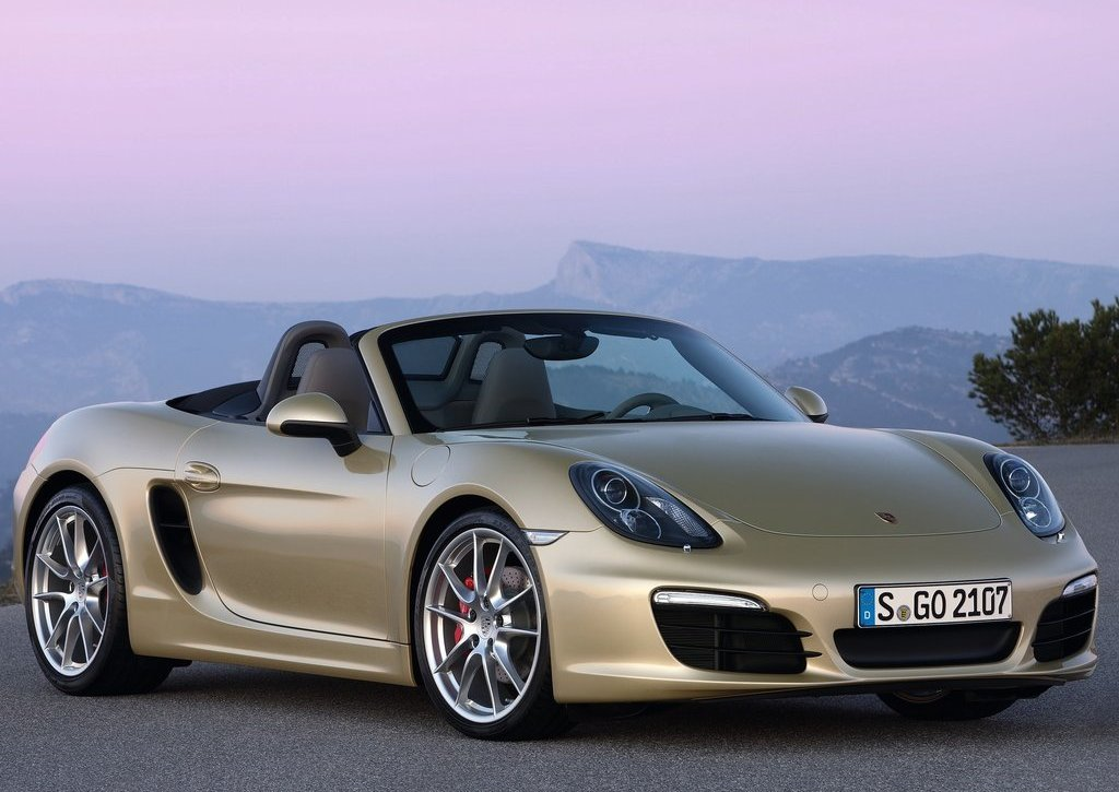 Featured Image of 2013 Porsche Boxster Concept Review