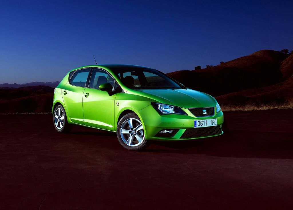 2013 Seat Ibiza Front Angle (View 2 of 5)