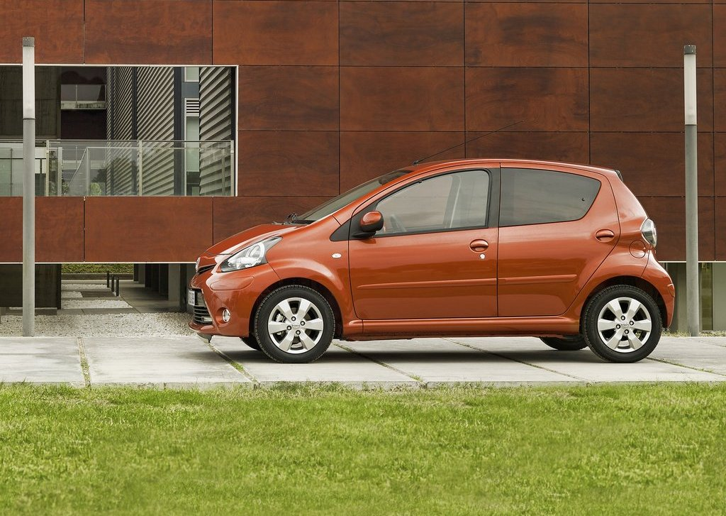 Featured Image of 2013 Toyota Aygo Concept Review