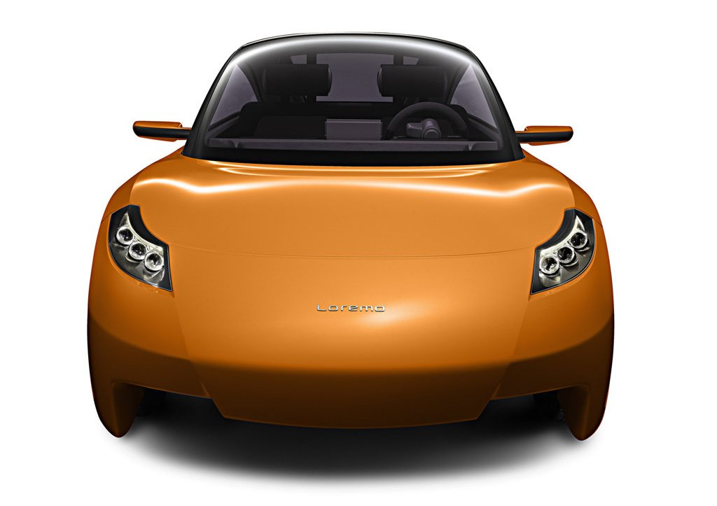 2006 Loremo LS Concept Front  (Photo 3 of 12)